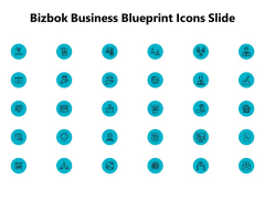 Bizbok Business Blueprint Icons Slide Technology Ppt PowerPoint Presentation Gallery Topics
