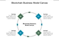 Blockchain Business Model Canvas Ppt PowerPoint Presentation Graphics Cpb Pdf