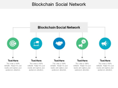 Blockchain Social Network Ppt PowerPoint Presentation Infographic Template Introduction Cpb