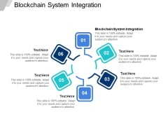 Blockchain System Integration Ppt PowerPoint Presentation Outline Picture Cpb