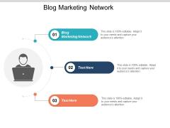 Blog Marketing Network Ppt PowerPoint Presentation Portfolio Tips Cpb