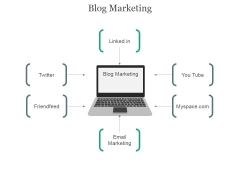 Blog Marketing Ppt PowerPoint Presentation Good