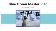 Blue Ocean Master Plan Leadership Develop Ppt PowerPoint Presentation Complete Deck With Slides