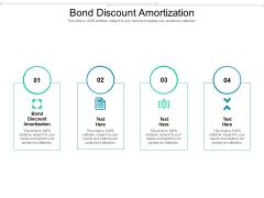 Bond Discount Amortization Ppt PowerPoint Presentation Layouts Inspiration Cpb Pdf