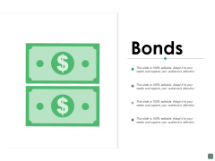 Bonds Contribution Ppt PowerPoint Presentation Gallery Themes