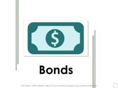 Bonds Marketing Business Ppt Powerpoint Presentation Inspiration Diagrams
