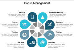 Bonus Management Ppt PowerPoint Presentation Layouts Backgrounds Cpb