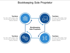 Bookkeeping Sole Proprietor Ppt PowerPoint Presentation Slides Graphics Template