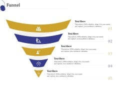 Boost Marketing And Sales Through Live Chat Funnel Ppt Professional Deck PDF