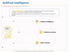 Boosting Machine Learning Artificial Intelligence Ppt PowerPoint Presentation Gallery Themes PDF