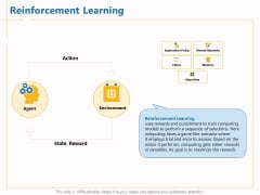 Boosting Machine Learning Reinforcement Learning Ppt PowerPoint Presentation Slides Introduction PDF
