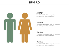 Bpm Roi Ppt PowerPoint Presentation Ideas Background Images Cpb
