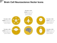 Brain Cell Neuroscience Vector Icons Ppt PowerPoint Presentation Summary Inspiration PDF