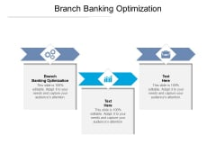 Branch Banking Optimization Ppt PowerPoint Presentation Layouts Rules Cpb Pdf
