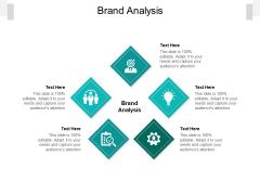 Brand Analysis Ppt PowerPoint Presentation Portfolio Tips Cpb Pdf
