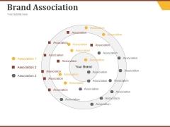 Brand Association Ppt PowerPoint Presentation Example