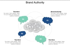 Brand Authority Ppt PowerPoint Presentation Pictures Designs Cpb