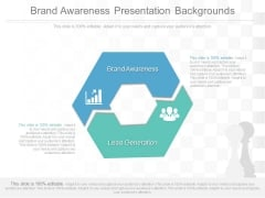 Brand Awareness Presentation Backgrounds