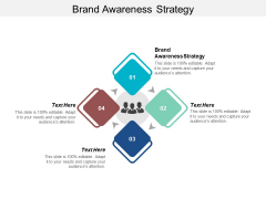 Brand Awareness Strategy Ppt PowerPoint Presentation Styles Shapes Cpb