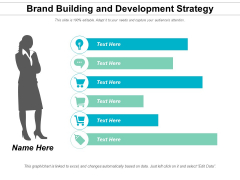 Brand Building And Development Strategy Ppt Powerpoint Presentation Slides Topics