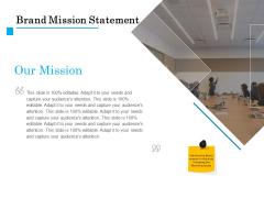 Brand Building Brand Mission Statement Ppt Summary Elements PDF