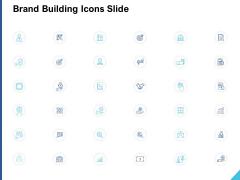 Brand Building Icons Slide Arrow Ppt PowerPoint Presentation Portfolio Good
