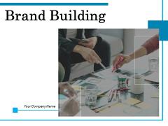 Brand Building Ppt Model Vector PDF