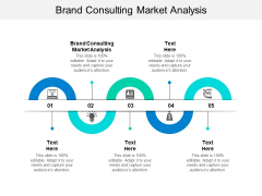 Brand Consulting Market Analysis Ppt PowerPoint Presentation Infographic Template Tips Cpb