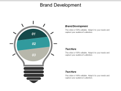 Brand Development Ppt PowerPoint Presentation File Design Templates Cpb