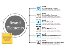 Brand Elements Template 2 Ppt PowerPoint Presentation Model Styles