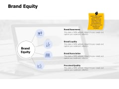 Brand Equity Ppt PowerPoint Presentation Outline Objects