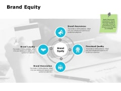 Brand Equity Ppt PowerPoint Presentation Pictures Show
