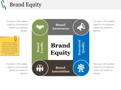 Brand Equity Ppt PowerPoint Presentation Styles Vector