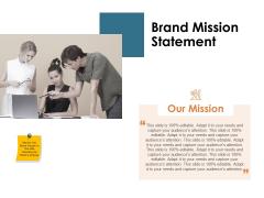 Brand Identity How Build It Brand Mission Statement Ppt Icon Grid PDF