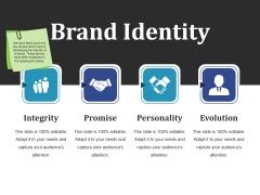 Brand Identity Ppt PowerPoint Presentation Show Maker