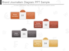 Journalism powerpoint templates slides and graphics products related to your search brand journalism diagram ppt sample toneelgroepblik Gallery