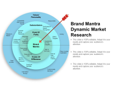 Brand Mantra Dynamic Market Research Ppt PowerPoint Presentation Pictures Show