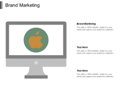 Brand Marketing Ppt Powerpoint Presentation Layouts Example File Cpb