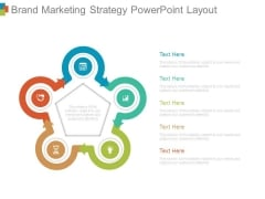 Brand Marketing Strategy Powerpoint Layout