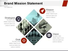 Brand Mission Statement Ppt PowerPoint Presentation Slides Tips