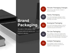 Brand Packaging Ppt PowerPoint Presentation Pictures Backgrounds