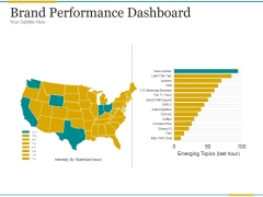Brand Performance Dashboard Template 2 Ppt PowerPoint Presentation Gallery