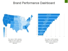 Brand Performance Dashboard Template 2 Ppt PowerPoint Presentation Show Designs Download