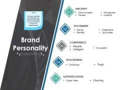 Brand Personality Ppt PowerPoint Presentation Pictures Slide
