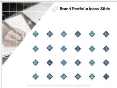 Brand Portfolio Icons Slide Management Ppt PowerPoint Presentation Slides Summary
