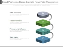 Brand Positioning Basics Example Powerpoint Presentation