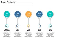 Brand Positioning Ppt PowerPoint Presentation Model Graphics Tutorials Cpb
