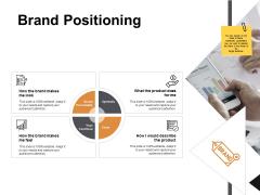 Brand Positioning Ppt PowerPoint Presentation Portfolio Summary