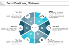 Brand Positioning Statement Ppt PowerPoint Presentation Diagrams