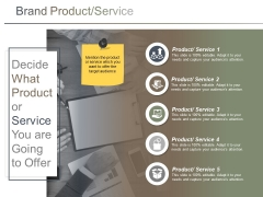 Brand Product Service Ppt PowerPoint Presentation Outline Demonstration